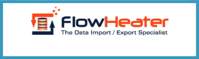 FlowHeater - The Data Import / Export Specialist