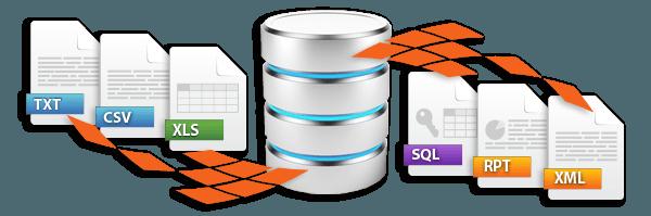 The Data Import/Export Specialist (csv, xlsx, xml,    )
